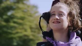 Living with CP: Shannon's Story