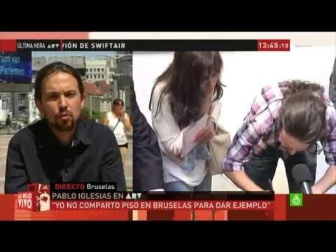 Pablo Iglesias -Al Rojo vivo- laSexta 24-07-2014