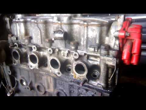 Где головка блока цилиндров в Opel Зафира Турер