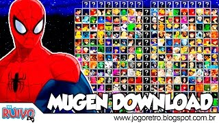 getlinkyoutube.com-Super Heroes 2000 ver 4.3 (2016) - MUGEN 2016