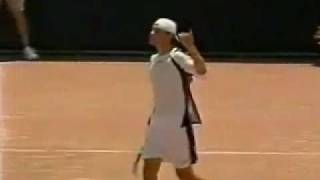 getlinkyoutube.com-【テニス】アンディ・ロディックのサーブしたボールが・・・(字幕)