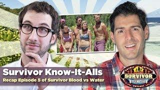 getlinkyoutube.com-Survivor Blood vs Water Episode 5 Recap: Know-It-Alls Review 'The Dead Can Still Talk' | October 16