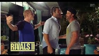 Wes and CT vs Johnny - The Challenge Rivals 2