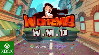 Worms WMD Announcement Teaser