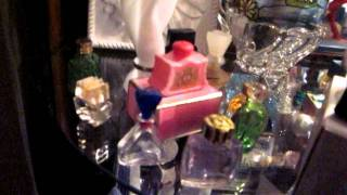 my mini perfume collection 11-27-2011