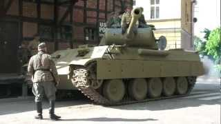 getlinkyoutube.com-Panther tank replica  in Łabiszyn