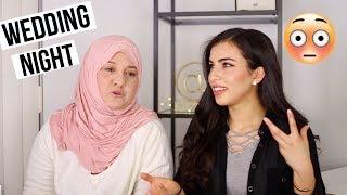 Wedding Night Advice & Tips Ft. My Arab Aunt width=