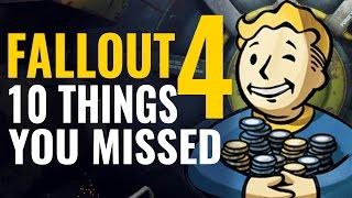 getlinkyoutube.com-Fallout 4  Trailer Breakdown Ten Things You Missed