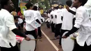 getlinkyoutube.com-team AGORA nazik dhol ,TRiPUNITHURA ,-KANDANADU