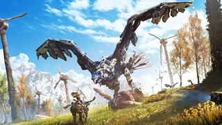 getlinkyoutube.com-12 Minutes of Horizon: Zero Dawn Gameplay (with Commentary)