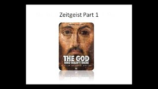 getlinkyoutube.com-Zeitgeist DEBUNKED by Chris White