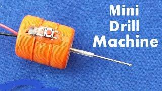 getlinkyoutube.com-How to Make a Mini PCB Drill Machine Using Bottle Caps