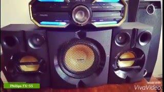 getlinkyoutube.com-* PHILIPS FX-55 * 720 W * UNBOXING * SOUND TEST *