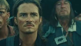 Will Turner And Elizabeth Swan