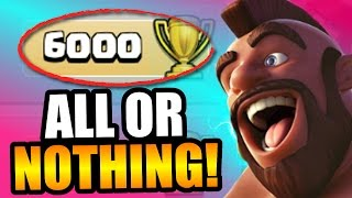 getlinkyoutube.com-Clash Of Clans - THEY GAVE ME FREE TROPHIES!! - LEGENDS LEAGUE PUSH CONTINUES!