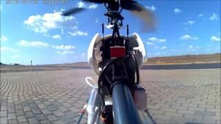 getlinkyoutube.com-Raptor 50 - 3D Titan - 1080P 60FPS SJ9000 Wifi Cam Video Action Sports  4K