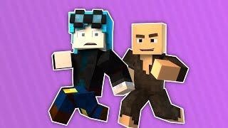 getlinkyoutube.com-BEST HIDE AND SEEKING EVER!!!! - DanTDM - Minecraft Animation