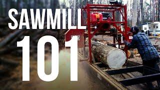 getlinkyoutube.com-Sawmill Operation 101
