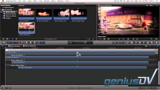 Final Cut Pro X Multi Camera Editing