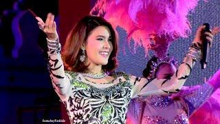 เปาวลี พรพิมล คอนเสิร์ต ณ เทศกาลเทียวเมืองไทย2560 20170126