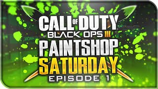 getlinkyoutube.com-BEST PAINTSHOP CAMOS! - Top 5 Black Ops 3 Paintjobs (Paintshop Saturdays #1)