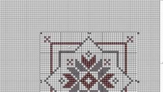 getlinkyoutube.com-Wilcom. Cross Stitch