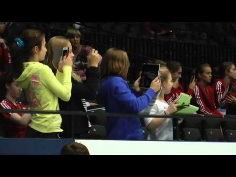 Podium Training Highlights - 2013 World Championships