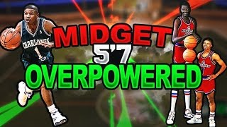 getlinkyoutube.com-5'7 MIDGETS VS GIANTS , THE ULTIMATE TEST , SO FAST AND OVERPOWERED !! The New Wave NBA 2K17