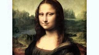 getlinkyoutube.com-Mona Lisa in motion (art 3d effect)