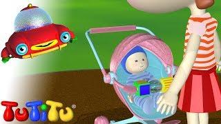getlinkyoutube.com-TuTiTu Toys | Doll Stroller
