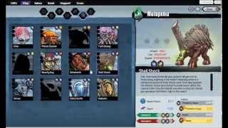 getlinkyoutube.com-Mutants: Genetic Gladiators. Combinaciones parte 2 TODOS LOS MUTANTES . Jugando con Damty (parte 9)