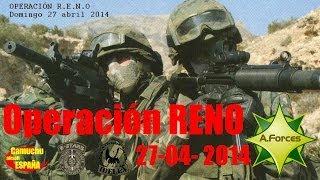 getlinkyoutube.com-Operación RENO - 27-04-2014 - Camuchu airsoft