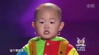 getlinkyoutube.com-Zhang Junhao, the amazing 3-year-old dancing boy in China