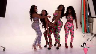 getlinkyoutube.com-Jose Guerra Presents Chaos Leggings Shoot w/ Graciii3, Elba Everlasting & more