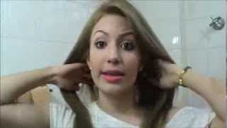 getlinkyoutube.com-Como pintar o cabelo sozinha em casa - Por Camila Lima