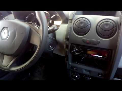 Renault Duster установка электро стеклоподъемников   Base-ex