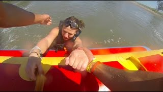 I almost DIED!!! (sea Turtle+Banana Boat) MyrtleBeach vacation