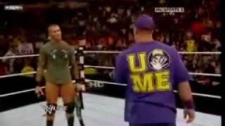getlinkyoutube.com-Randy Orton, John Cena, and Wade Barrett In Ring Segment 11.1.10