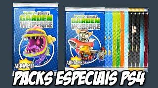 getlinkyoutube.com-Plants vs Zombies Garden Warfare PS4 - Pacotinhos especiais PLAYSTATION 4 e nova meta