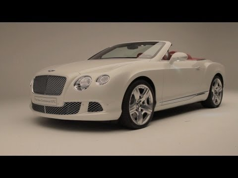 2012 Bentley Continental GTC - First Look