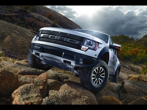 2012 Ford F-150 SVT RAPTOR 411 hp (OFF-ROADING)