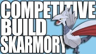 Pokemon XY: Competitive Builds 101 - Skarmory