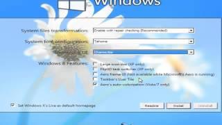 getlinkyoutube.com-تغيير شكل الويندوز 7 : الى الويندوز 8 او الى الماك ليون