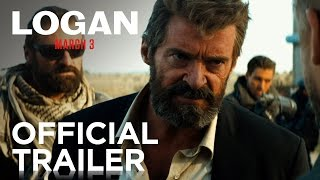 getlinkyoutube.com-Logan | Official Trailer [HD] | 20th Century FOX