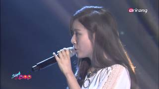 getlinkyoutube.com-Simply K-Pop - Ep103C11 Chen and ZhangLiYin - Breath/ 심플리케이팝, 첸, 장리인, 숨소리