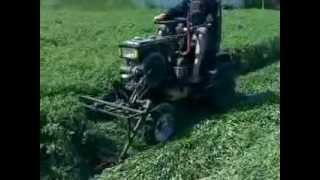 "getlinkyoutube.com-Минитрактор из мотоблока ""Зирка"""
