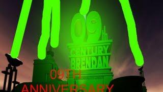 getlinkyoutube.com-09th Century Brendan 09th Anniversary [20th Century Fox 70th Anniversary] Blender