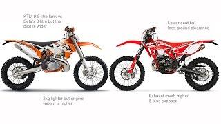 getlinkyoutube.com-KTM 300EXC vs BETA RR300: long-term test review & comparison