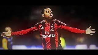 getlinkyoutube.com-Robinho - AC Milan - Skills & Goals - 2010/2014 - HD
