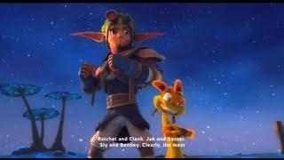 getlinkyoutube.com-PlayStation Move Heroes Intro Cutscene - Thrown Together HD